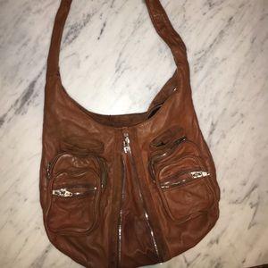 Brown Alexander Wang Hobo Bag